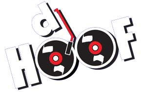 DJ Hoof Logo Official