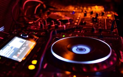 Hire a DJ for your Next Party